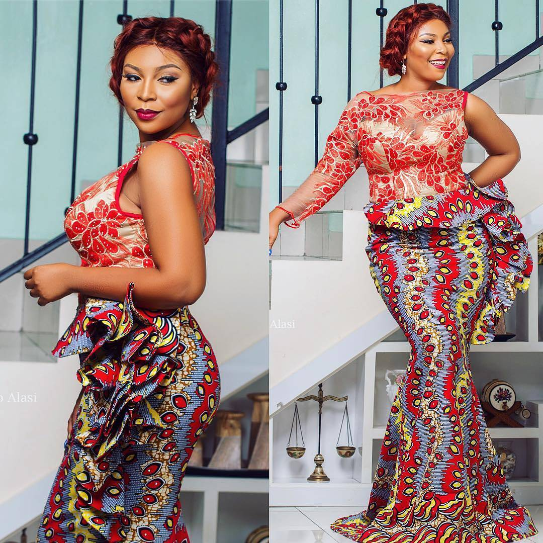 Latest Ankara Collection Styles 2018 For Fashionable African Ladies