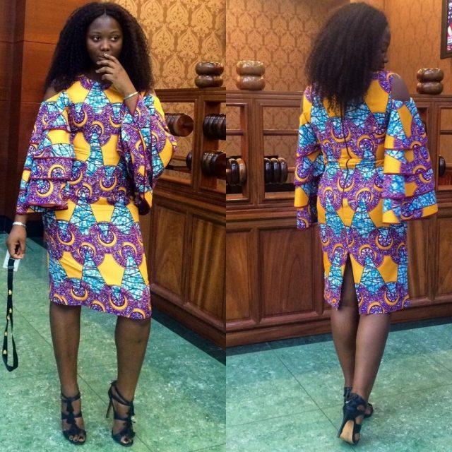 latest fashionable ankara styles 8