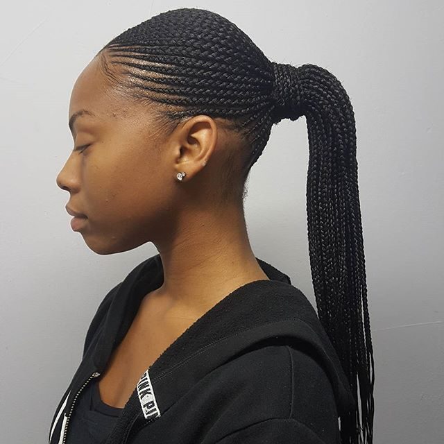 African Cornrows Designs 2018 New Collection You Need To