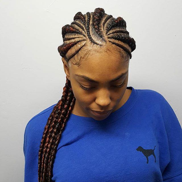 african cornrows designs 2018 13