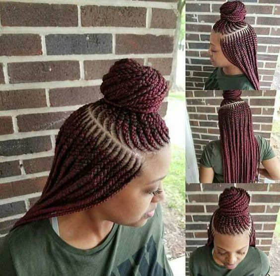 Ket Braids Hairstyles Latest Braids Collection You