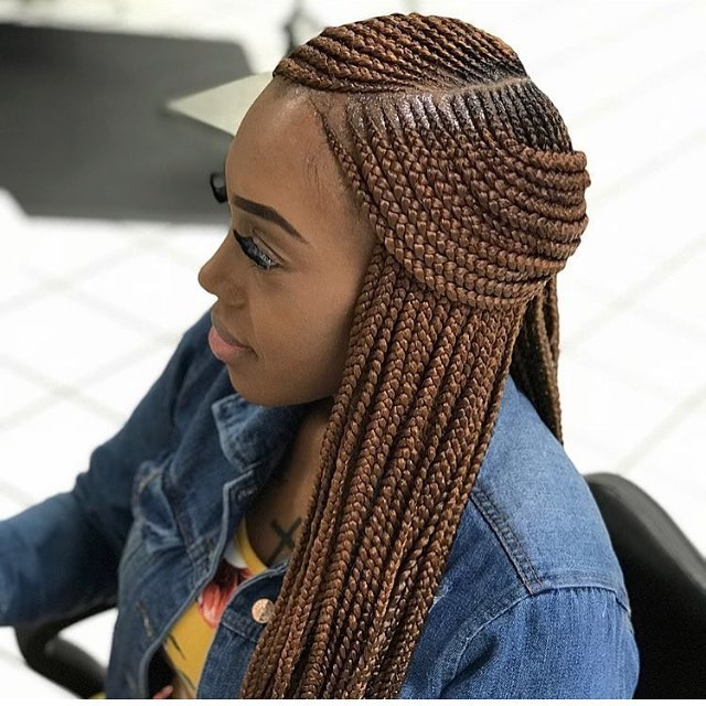 style of hair braiding 2018 weave braids new hairstyles you must try 6227