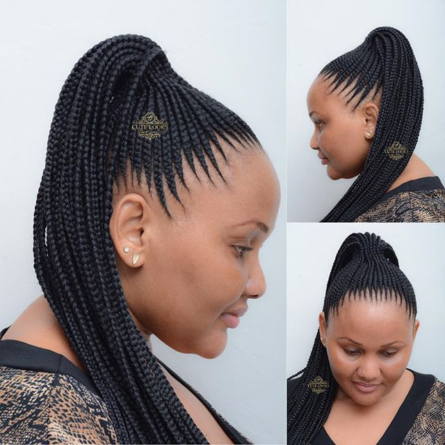 HAIRSTYLES FOR BLACK WOMEN 2018