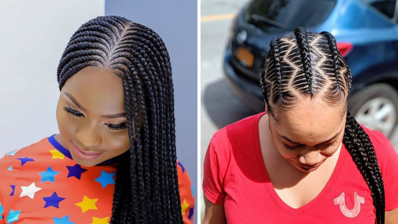 2020 African Braids Hairstyles Hairstyles That Look So Awesome