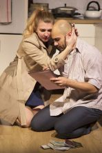 Maboud Ebrahimzadeh and Emily Kester