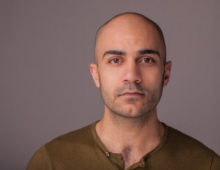 Maboud Ebrahimzadeh, photo by Nate Pesce
