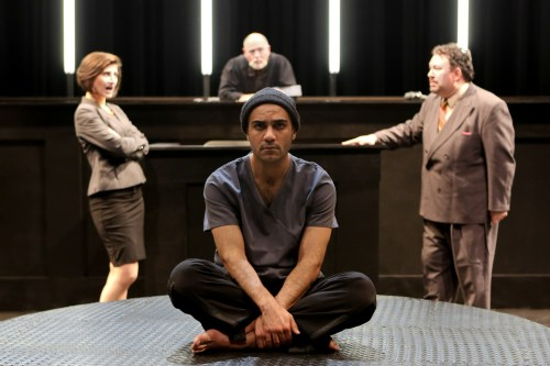 Maboud Ebrahimzadeh as Judas Iscariot