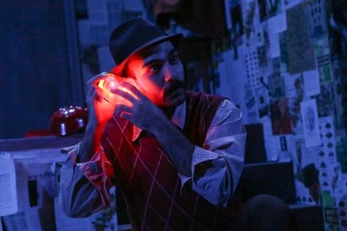 Maboud Ebrahimzadeh as Meckel