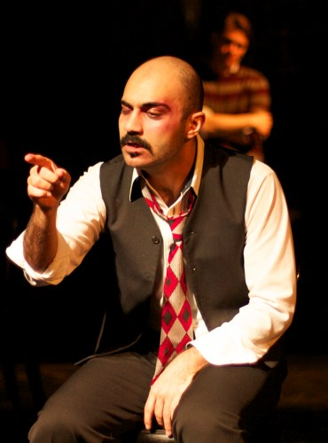 Maboud Ebrahimzadeh as Jonesy