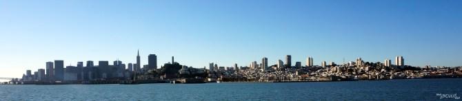 La Skyline de San Francisco.