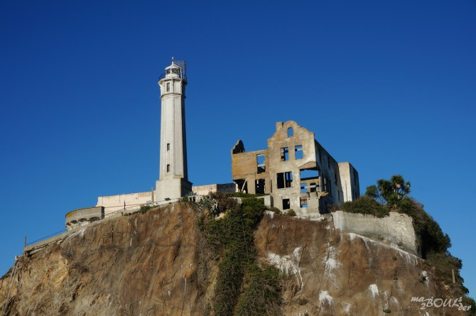 Le Farre d'Alcatraz