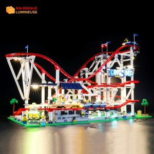 Kit led à câbler pour le Roller Coaster LEGO® Creator 10261