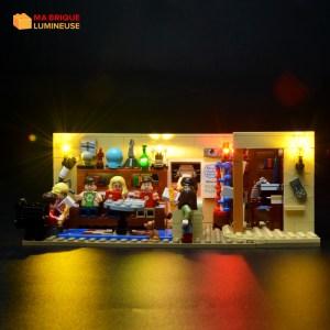 Kit led à câbler Big Bang Theory LEGO® Ideas 21302