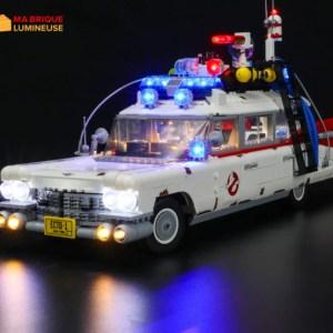 Kit led à câbler pour Ecto One SOS Fantôme LEGO® Creator 10274