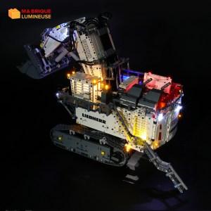 Kit led à câbler pour La pelleteuse Liebherr R9800 LEGO® Technic 42100