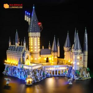 Kit led à câbler pour Le chateau Harry Potter de Poudlard LEGO® 71043