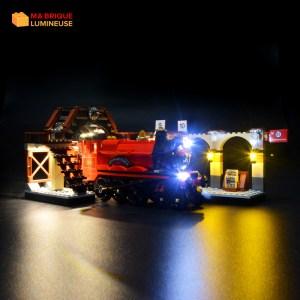 Kit led à câbler pour Le train Poudlard Express LEGO® Harry Potter 75955