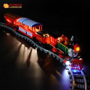 Kit led à câbler pour Le train et la gare LEGO® Disney 71044