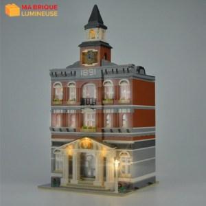 Kit led précâblé pour La Mairie LEGO® Creator 10224