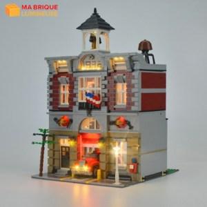 Kit led précâblé pour La brigade de pompiers LEGO® Creator 10197