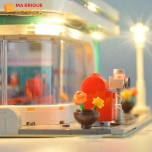 Kit led précâblé pour Le Diner LEGO® Creator 10260