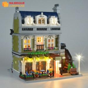 Kit led précâblé pour Le restaurant parisien LEGO® Creator 10243