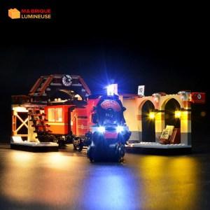 Kit led précâblé pour Le train Poudlard Express LEGO® Harry Potter 75955