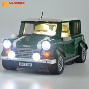Kit led précâblé pour la Mini Cooper LEGO® 10242