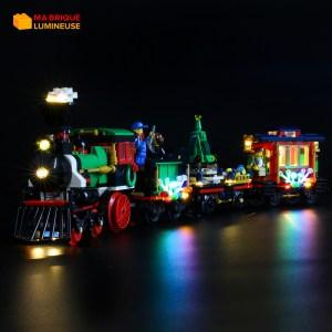 Kit led précâblé pour le Train de Noël LEGO® Creator 10254
