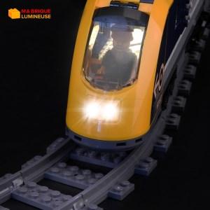 Kit led précâblé pour Le train de passager LEGO® City 60197