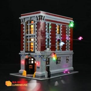 Kit led à câbler pour La caserne Ghostbusters LEGO® Ideas 75827