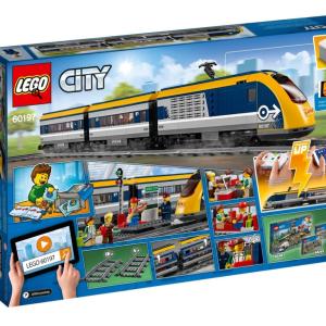Le train de passagers télécommandé LEGO® 60197