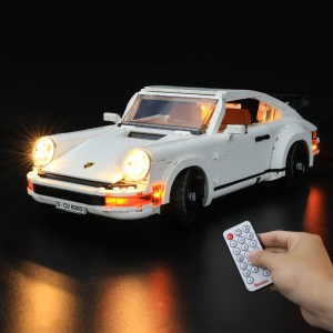 Kit led à câbler pour Porsche 911 LEGO® Creator 10295