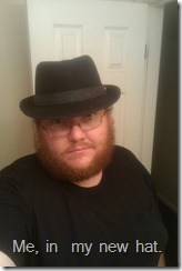 A New Hat – On my Way to Gentlemanishness