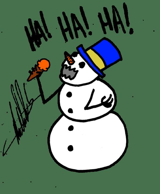 SnowmanCanibal