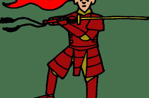 #Doodle – Samurai-Ko