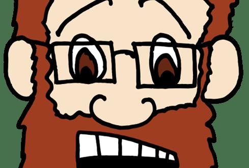 #Doodle –  Freaked