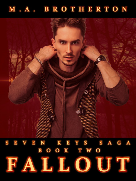 Fallout: Book Two of the Seven Keys Saga