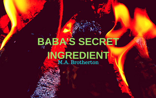 Baba's Secret Ingredient