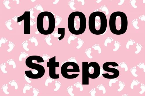 10,000 Steps