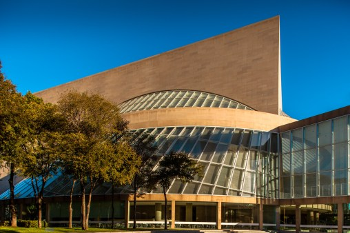 Meyerson Symphony Hall - Mabry Campbell