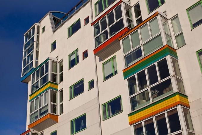 Rainbow Windows - Mabry Campbell