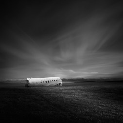 Frozen ~ Iceland's DC-3 (C-117) - Mabry Campbell
