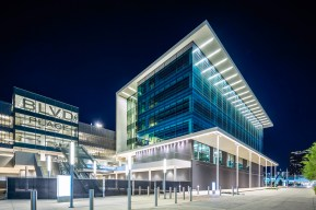 BLVD-Place-South-Facade-Night-Mabry-Campbell
