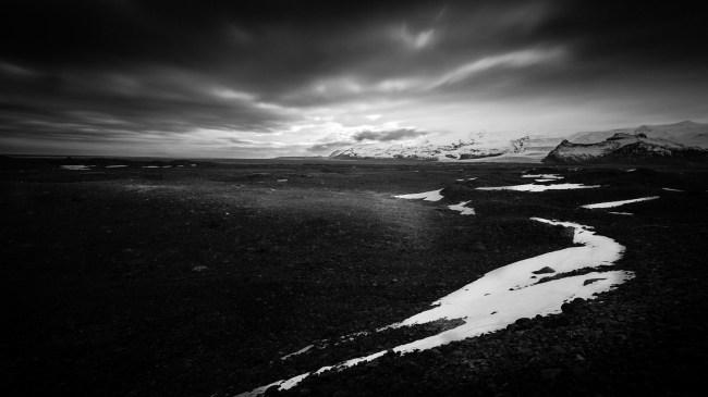 Snow-Drifts-On-Icelandic-Rocks-Mabry-Campbell