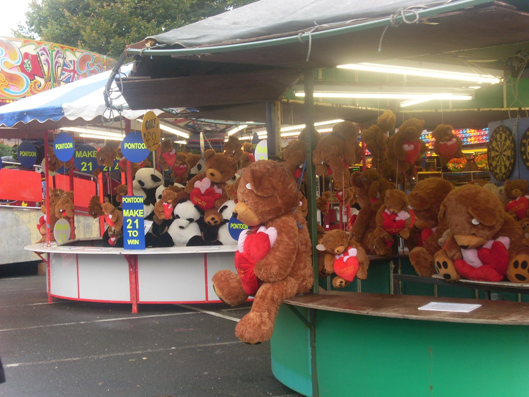 weeeee! i want teddy!