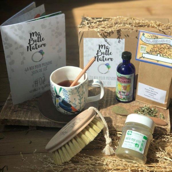Détox en naturopathie Box cadeau