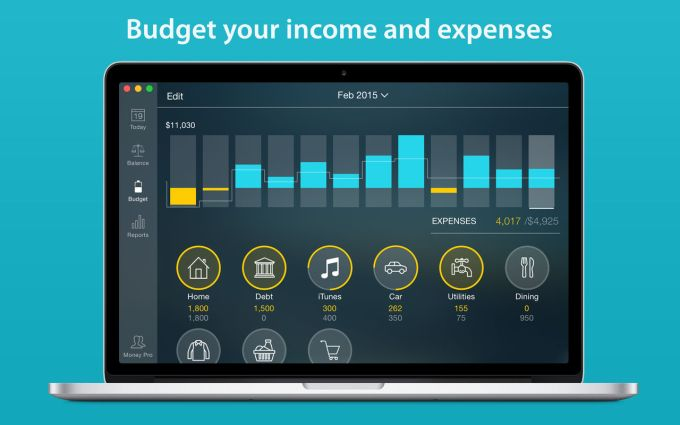 Download Money Pro 1.9.4 – Manage money like a pro. Crack For Mac Osx