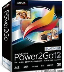 Power2Go 12 Platinum Crack+Keygen