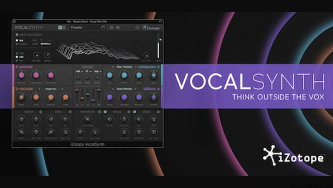 Image result for iZotope VocalSynth 2.01 Crack